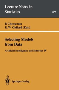Selecting Models from Data