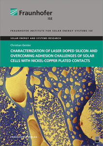 Characterization of Laser Doped Silicon and Overcoming Adhesion