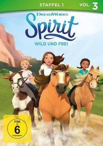 Spirit: Wild und frei-Staffel 1,Vol.3