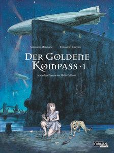 Der goldene Kompass (Comic), Band 1: Der goldene Kompass