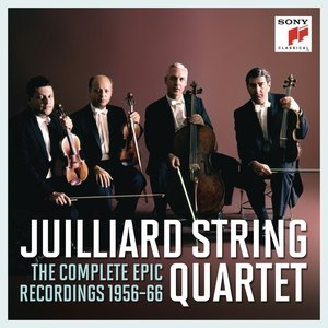 Juilliard String Quartet-Compl.EPIC Recordings