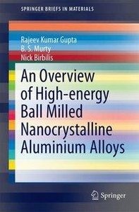 An Overview of High-energy Ball Milled Nanocrystalline Aluminium