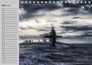 U-Boote. Militärische Ungetüme