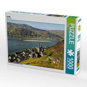 Lorch 1000 Teile Puzzle quer