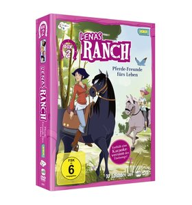 Lenas Ranch - 1. Staffel - Box 2 (inkl. Vol. 3 & 4)