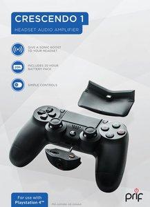 Amplifier PRIF Crescendo 1 - inklusive Akku für PS4-Controller