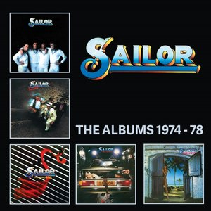 The Albums 1974-1978 (5CD Boxset)