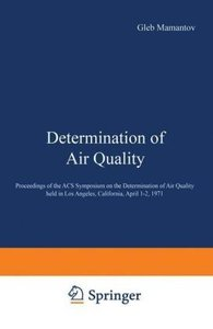 Determination of Air Quality