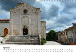Sassoferrato - Historisches Städtchen in den italienischen Marke