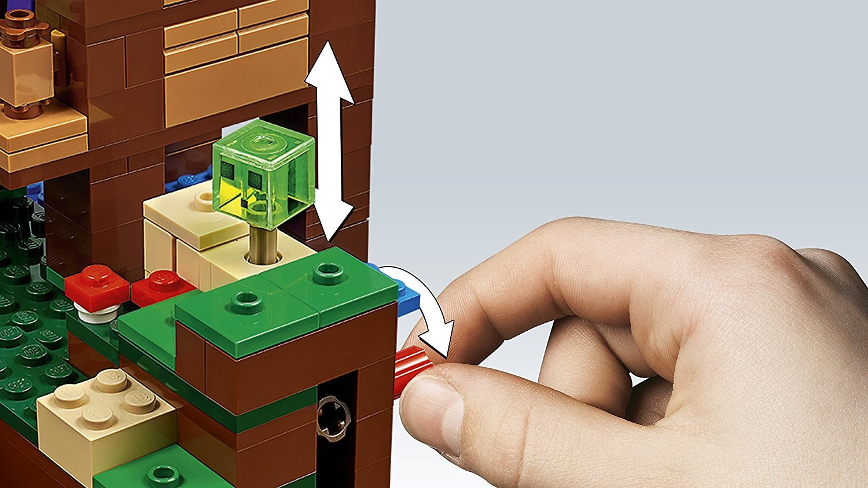 LEGO® 21133 - Minecraft, Hexenhaus - zum Schließen ins Bild klicken