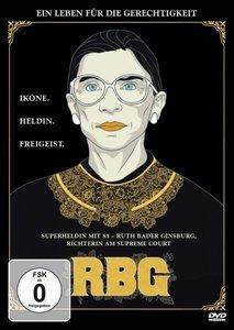 RBG - Ein Leben für die Gerechtigkeit, 1 DVD