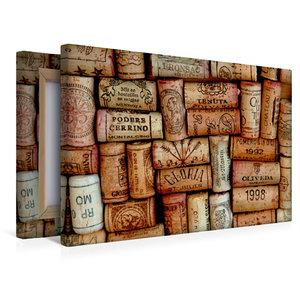 Premium Textil-Leinwand 45 cm x 30 cm quer Erinnerung an genussr