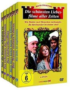 Bastei Collection Box - Die schönsten Liebesfilme aller Zeiten