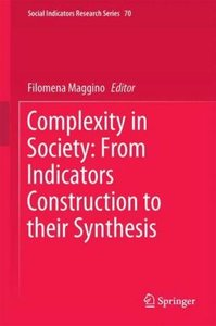 Complexity in Society: From Indicators Construction to their Syn