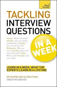 Tackling Interview Questions in a Week: Teach Yourself