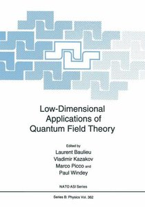 Low-Dimensional Applications of Quantum Field Theory