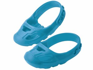 BIG 800056448 - Shoe-Care blau, Schuhschoner für Bobby Car