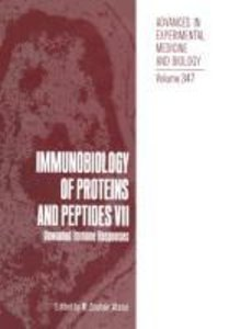 Immunobiology of Proteins and Peptides VII
