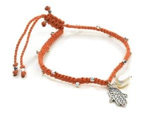 Schutz Armband orange