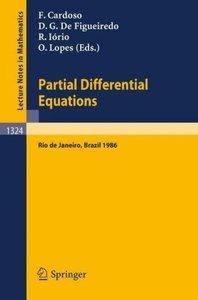 Partial Differential Operators