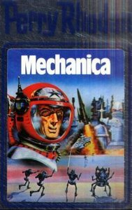 Perry Rhodan 15. Mechanica