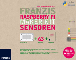 Franzis Raspberry Pi Maker Kit - Sensoren