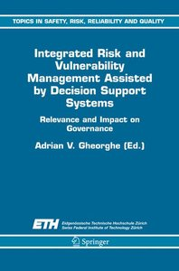 Integrated Risk and Vulnerability Management Assisted by Decisio