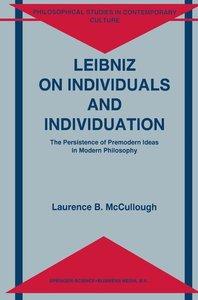 Leibniz on Individuals and Individuation