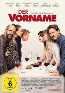 Der Vorname, DVD