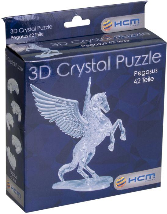 Pz. 3D Crystal Pegasus 43T - zum Schließen ins Bild klicken