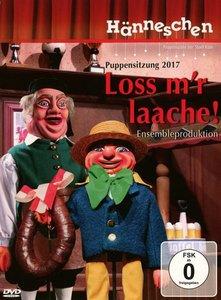 Loss m\'r laache-Hänneschen Puppensitzung 2017