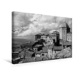 Premium Textil-Leinwand 45 cm x 30 cm quer Volterra