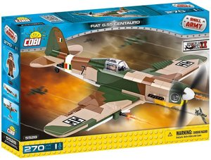 Cobi 5528 - Small Army, FIAT G.55 Centauro, Einsitzer-Tiefdecker