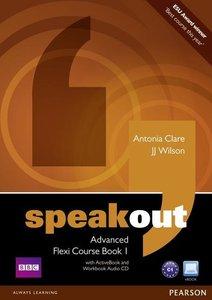 Speakout Advanced Flexi Course Book 1