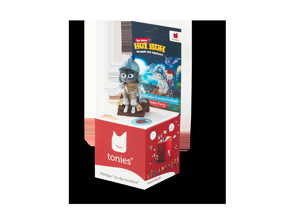 01-0046 Tonie-Der kleine Hui Buh - Wie Hui Buh seine Rasselkette - zum Schließen ins Bild klicken