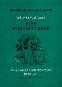 Else von der Tanne / Deutscher Mondschein