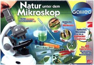 Clementoni Galileo Natur unter dem Mikroskop TV