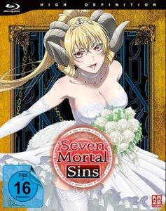 Seven Mortal Sins - Blu-ray 1
