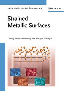 Strained Metallic Surfaces