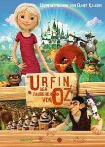 Urfin, der Zauberer von Oz, 1 Blu-ray