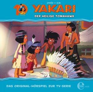 (32)Original Hörspiel z.TV-Der Heilige Tomahawk