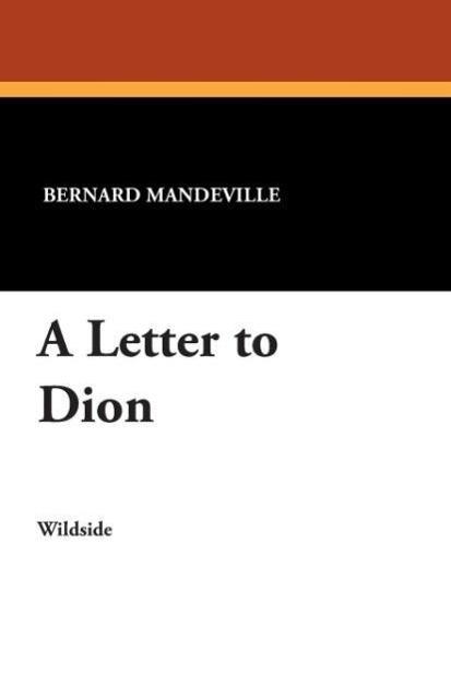 A Letter to Dion - zum Schließen ins Bild klicken