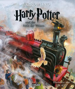 Harry Potter 1 und der Stein der Weisen. Schmuckausgabe