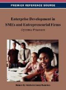 Enterprise Development in Smes and Entrepreneurial Firms: Dynami