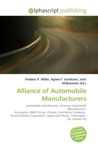 Alliance of Automobile Manufacturers
