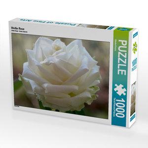 Rosa 1000 Teile Puzzle quer