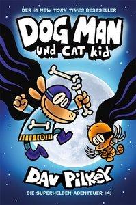 Dog Man und Cat Kid