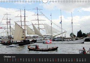 Hamburg Hafengeburtstag (Wandkalender 2019 DIN A4 quer)