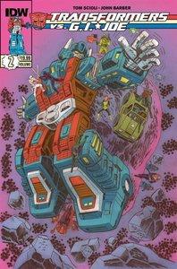 Transformers vs G.I. Joe Volume 2