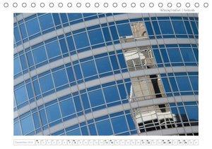 Reflecting Frankfurt (Tischkalender 2019 DIN A5 quer)